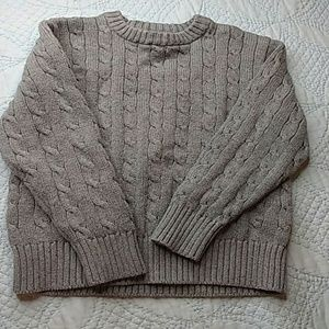 Cherokee pullover sweater